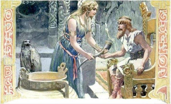 Những báu vật kì bí nhất thần thoại thế giới