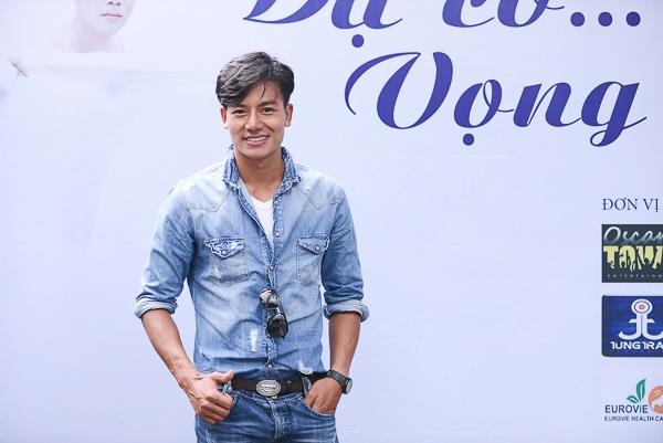 Diễn viên Nguyễn Hiếu