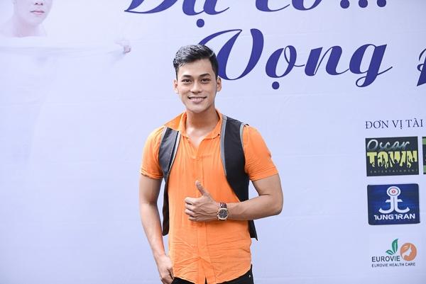 Ca sĩ Phan Ngọc Luân