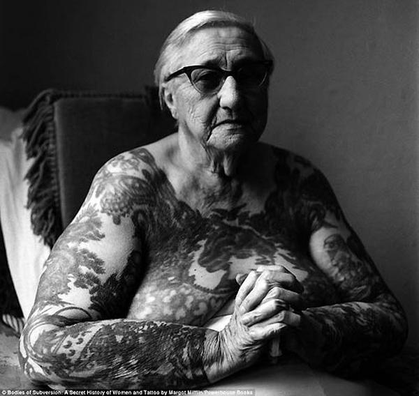 Bức ảnh cuối cùng của Irene Bobby trước khi qua đời.