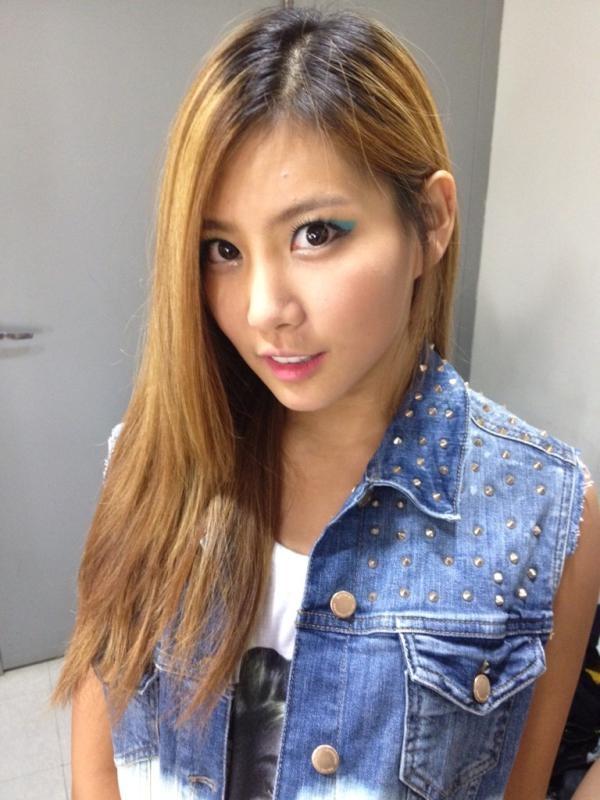 Một trong hai cô gái tống tiền Lee Byung Hun là thành viên Dahee của nhóm nhạc Glam