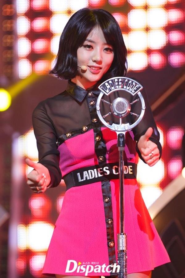 Những hình ảnh cuối cùng của EunB được Disptach tung vào ngày hôm qua 3/9