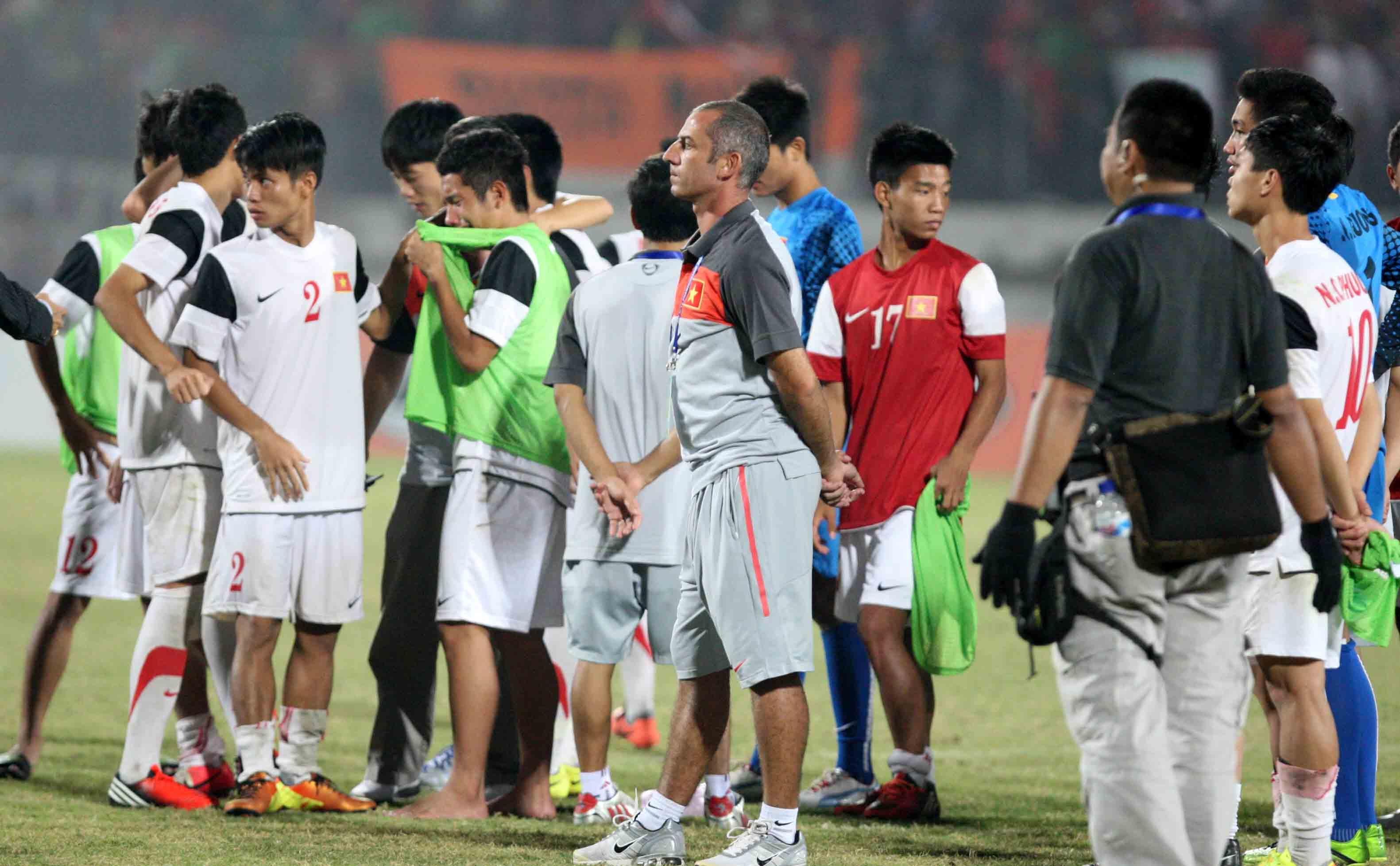 U19 Việt Nam đang cần chiến thắng để lấy cú hích về mặt tinh thần