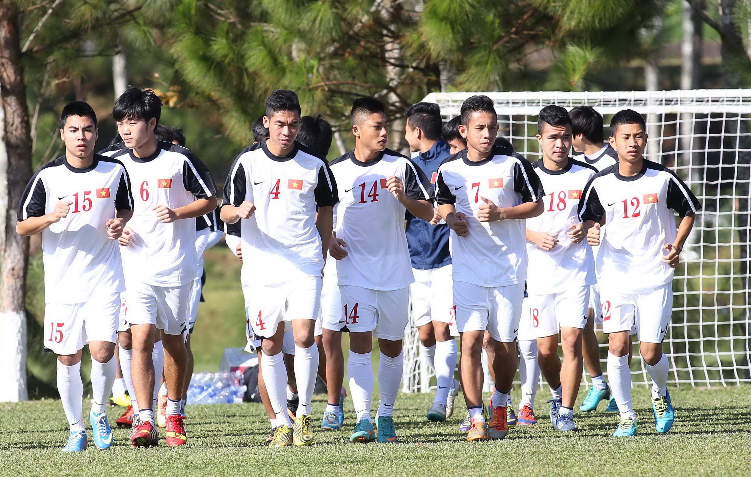 U19 Việt Nam đang đứng trước nhiều thực tế cần giải quyết
