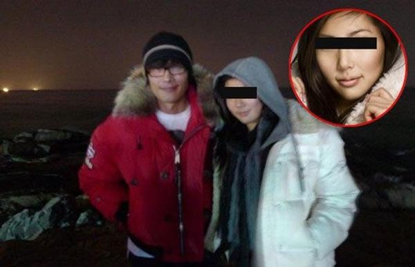 Lee Byung Hun và người tình Kwon Miyeon
