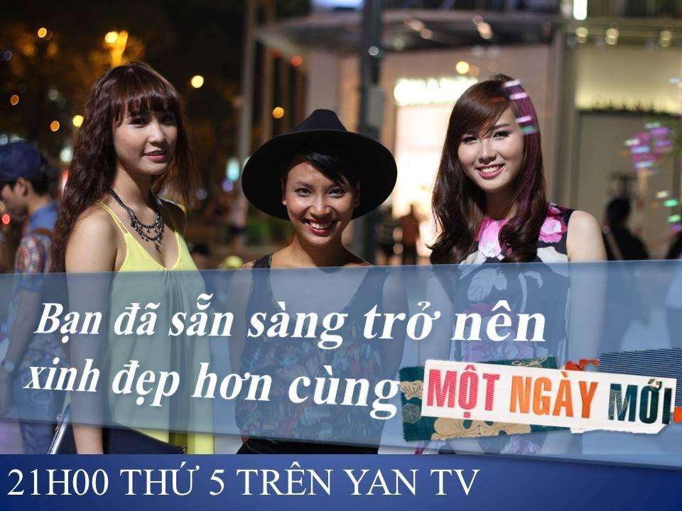 Đến với chương trình Một Ngày Mới, khán giả sẽ được đồng hành vớiVJ Thùy Minhkhám phá những bí quyết làm đẹp thú vị.