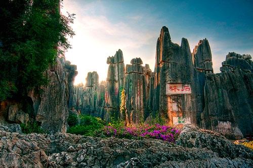 Những kỳ quan mang đến sự thanh thản của xứ Trung