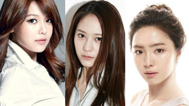 """Sooyoung tự tin """"đối đầu"""" với Krystal và Shin Se Kyung"""