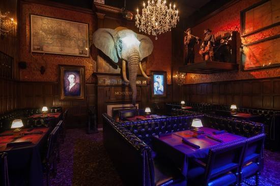 Những nhà hàng kì lạ nhất thành phố New York mà bạn nên ghé qua.