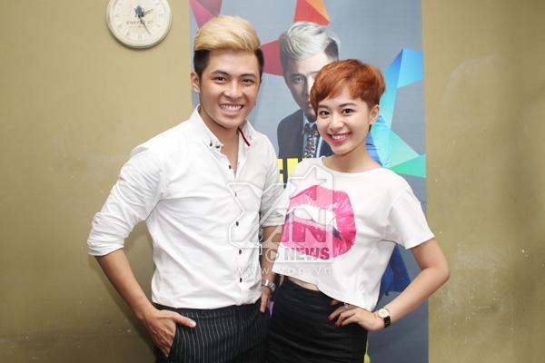 Tuyền Tăng đã dẫn dắt buổi offline góp phần mang đến cho Gin Tuấn Kiệt một buổi sinh nhật đáng nhớ và tràn đầy niềm vui.