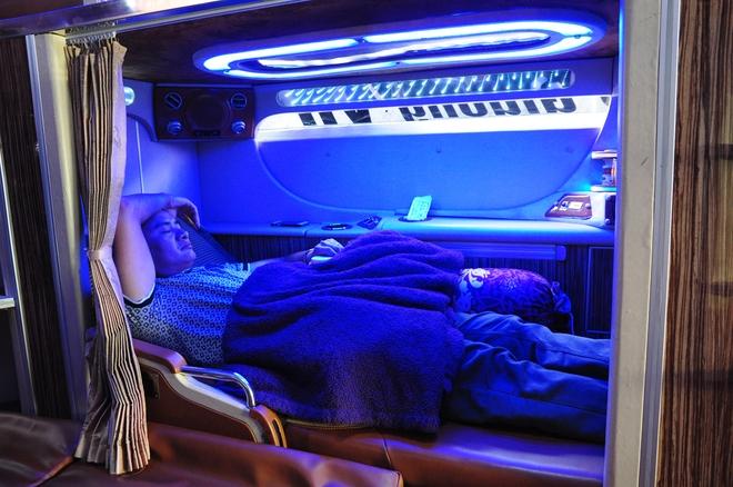 Xe giường nằm 7 tỷ đồng tại Việt Nam