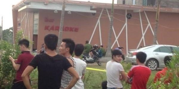 6 người chết, 6 người suy hô hấp tại quán karaoke