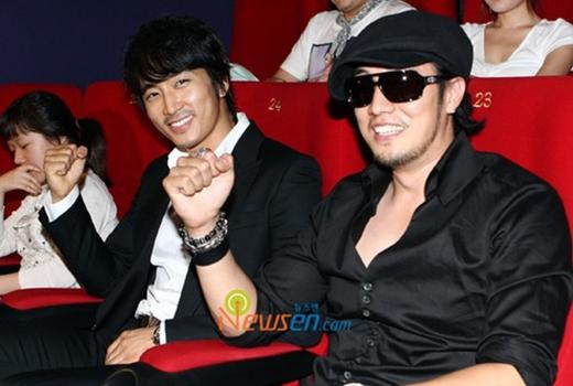 So Ji Sub và Song Seung Hun là những người bạn thân thiết từ thuở mới vào nghề