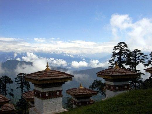 Thăm xứ Phật hạnh phúc nhất thế giới