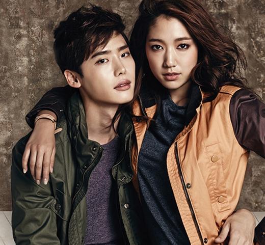 Lee Jong Suk và Park Shin Hye từng hợp tác trong những mẩu quảng cáo thương mại