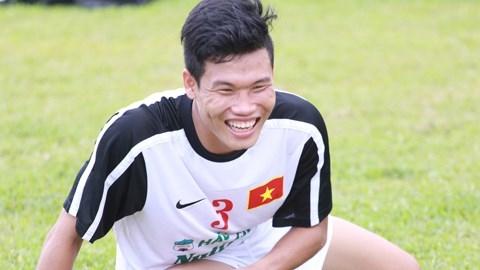 Đông Triều là chốt chặn vững chắc trước khung thành ĐT U19 Việt Nam.