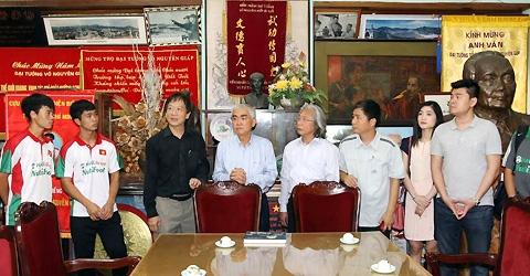 Ông Võ Hồng Nam, con trai Đại tướng, kể những câu chuyện về vị Đại tướng của nhân dân