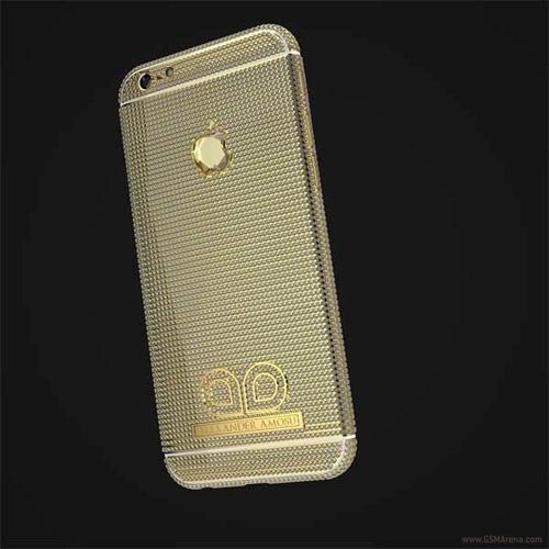 Chiếc iPhone 6 đính kim cương trị giá trên 58 tỷ đồng