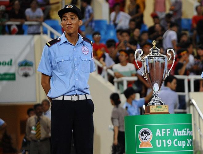 Chiếc Cup vô địch giải U19 Đông Nam Á một lần nữa không thuộc về các cầu thủ U19 Việt Nam