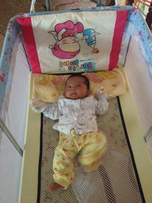 """Lần đầu tiên một đứa trẻ sinh ra từ """"tinh trùng đầu tròn"""""""