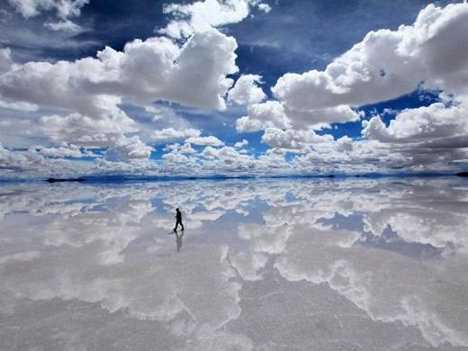 Chiêm ngưỡng Salar de Uyuni -