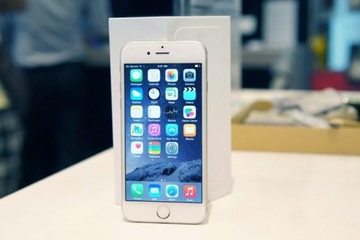 Dân buôn lỗ cả trăm triệu vì giá iPhone 6 giảm không phanh