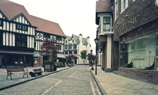 Những thị trấn có một không hai trên thế giới
