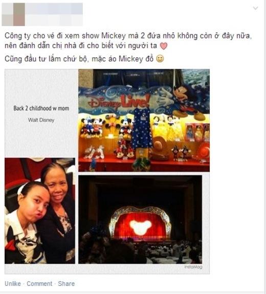 Từ người lớn đến con nít đều 'mê' chú chuột Mickey đáng yêu