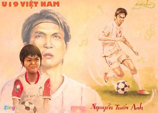 Tới năm 2007, Tuấn Anh thi và trúng tuyển vào Học viện bóng đá HAGL Arsenal-JMG, hiện tại anh là trụ cột trong màu áo ĐT U19 Việt Nam.