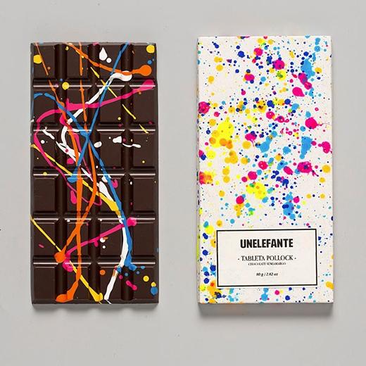 Ai bảo chocolate thì chỉ màu đen hay trắng nào?!