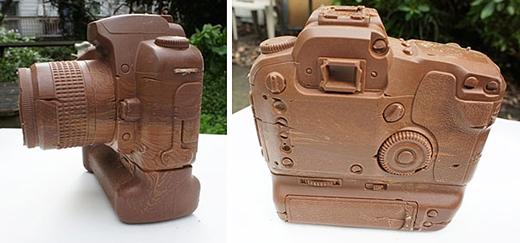 Chắc hẳn các tín đồ mê chụp ảnh nên 'tậu' thêm chiếc máy chococolate Canon D60 cho đủ bộ nhỉ
