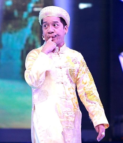 Nghệ sĩ hài Minh Nhí.