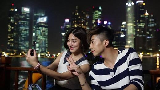 Wooyoungvà Park Se Young cực tình cảm trong We Got Married