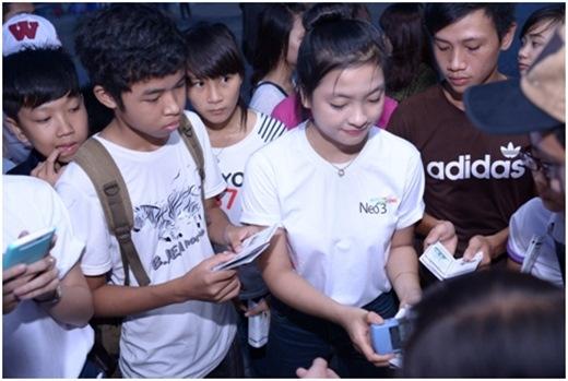 Các bạn Đà Nẵng thích thú với các hoạt động của Ngày Hội Neo 3 - Tin sao Viet - Tin tuc sao Viet - Scandal sao Viet - Tin tuc cua Sao - Tin cua Sao