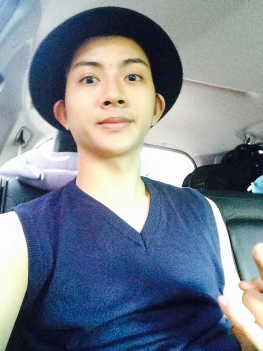 Hoài Lâm quyết định bớt thời gian để tích cực đi tập gym, rèn luyện sức khỏe.