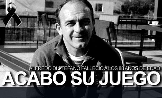 Khi chuyển sang đóng phim, Alfredo di Stéfano được người hâm mộ quan tâm và đón nhận