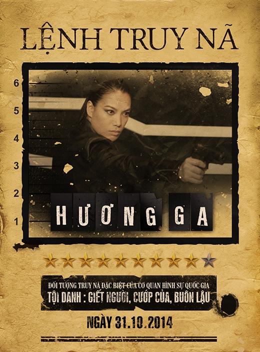 Bộ phim sẽ được ra mắt vào ngày 31.10.2014 tới. - Tin sao Viet - Tin tuc sao Viet - Scandal sao Viet - Tin tuc cua Sao - Tin cua Sao