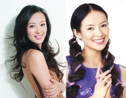 Đồng Dao đã tham gia khá nhiều phim nhưng vẫn không nổi tiếng, nhưng khán giả lại nhớ đến cô vì gương mặt khá giống ngôi sao Chương Tử Di.