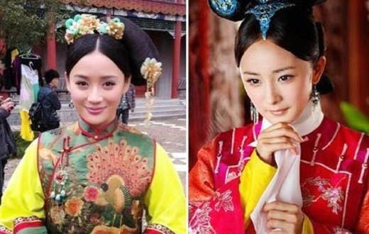 Cùng được nhà sản xuất kiêm biên kịch Vu Chính lăng xê thành công, nhiều người nhận xét trong trang phục người xưa, Viên San San có nhiều điểm giống Dương Mịch.