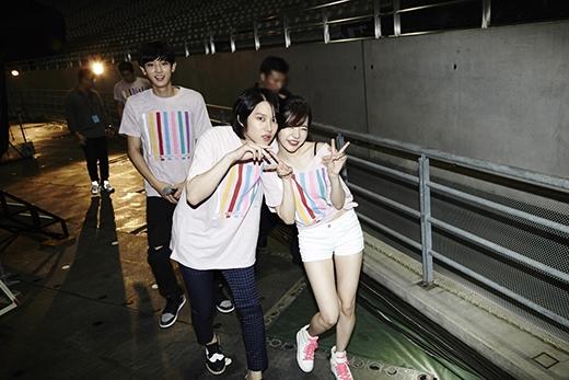 Chanyeol, Heechul và Sunny