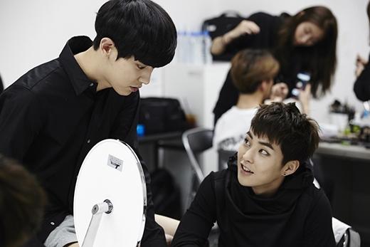 Chanyeol và Xiumin