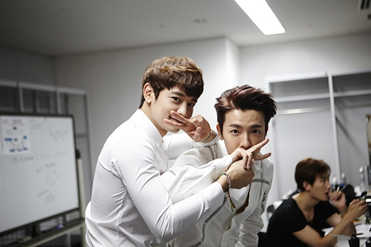 Minho và Donghae