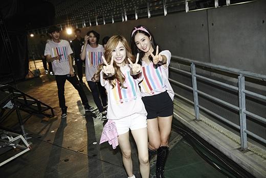 Yuri và Tiffany