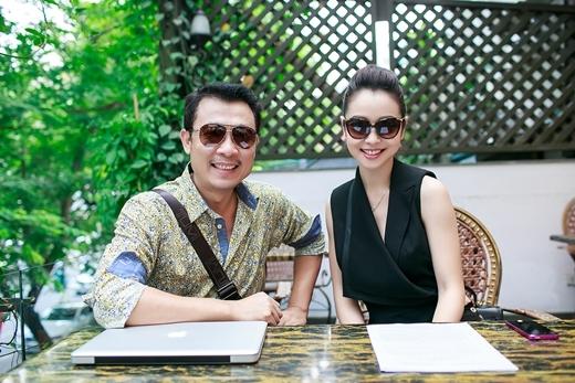 Vân Sơn sẽ đảm nhận vai trò MC bên cạnh Jennifer Phạm trong lần 'Bắc tiến'. - Tin sao Viet - Tin tuc sao Viet - Scandal sao Viet - Tin tuc cua Sao - Tin cua Sao