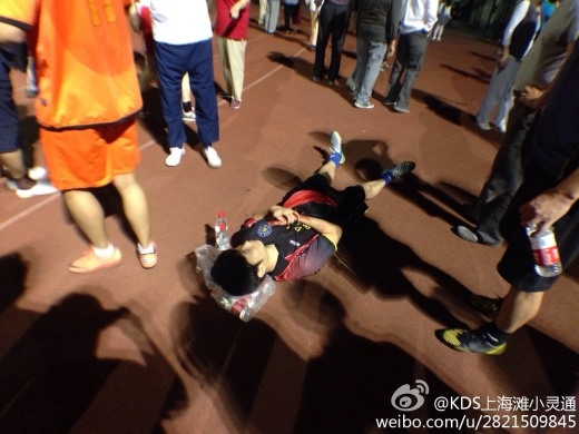 Nam ca sĩ Trung Quốc bị bắt vì dùng dao giải quyết tranh chấp