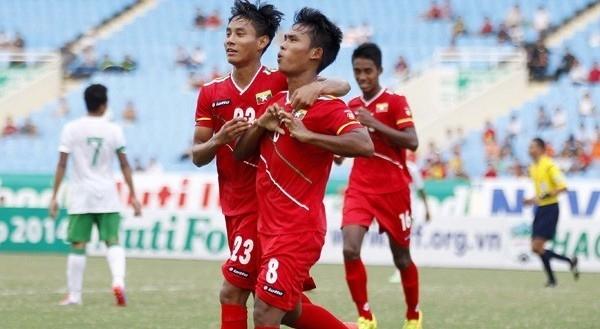 Myanmar từng 7 lần vô địch U19 châu Á
