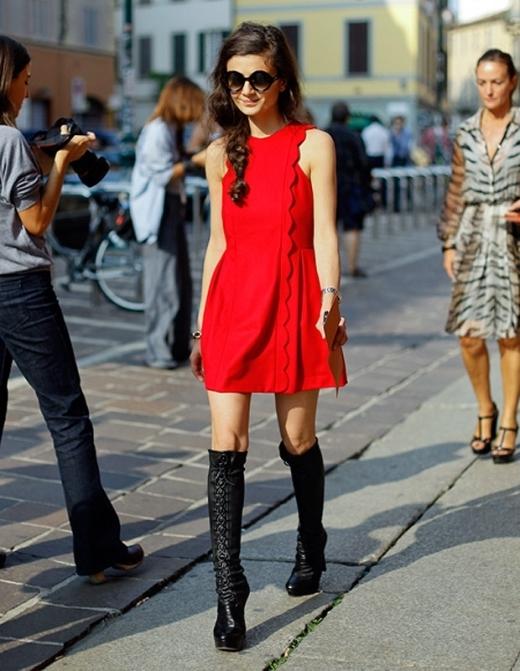 Những chiếc váy giúp bạn che mọi khuyết điểm