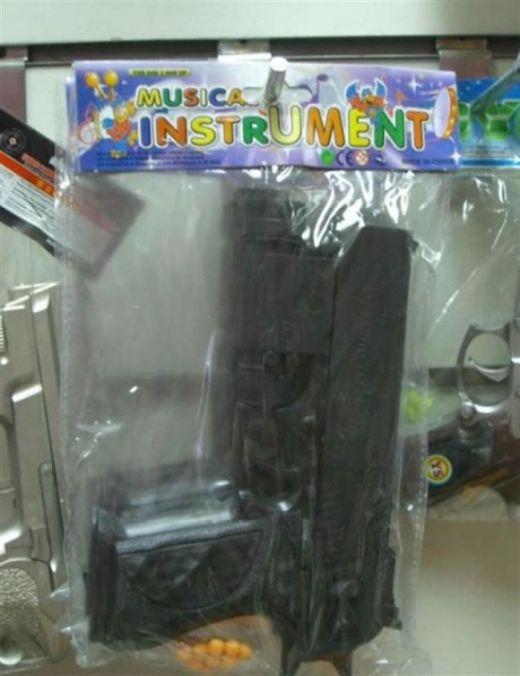 Musical instrument - Dụng cụ âm nhạc???