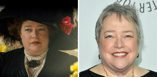 "Kathy Bates trong vai Margaret ""Molly"" Brown"