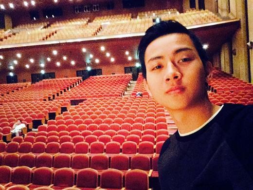 Hoài Lâm tại nhà hát Kobe - Tin sao Viet - Tin tuc sao Viet - Scandal sao Viet - Tin tuc cua Sao - Tin cua Sao